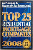 Top Mortgage Companies MN