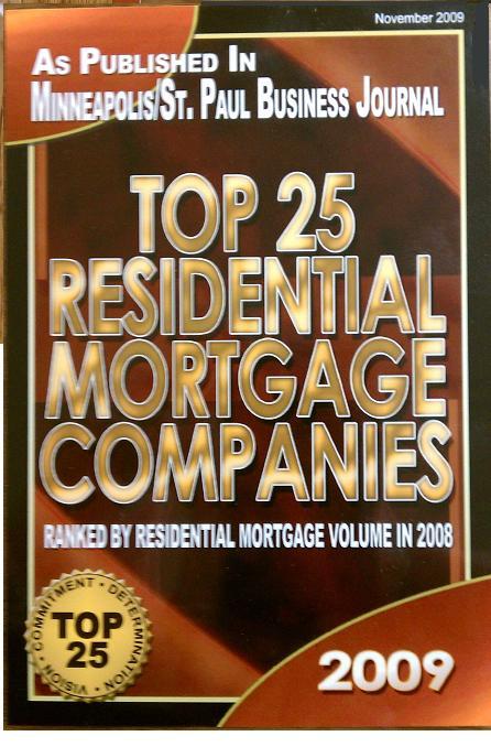 Top Mortgage Lenders In Minnesota