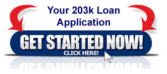 203k loan application for MN, WI, SD