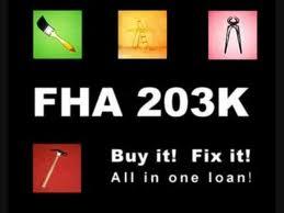 FHA 203k loan lender in MN WI