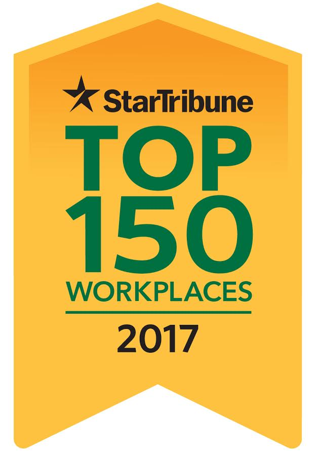 Top 150 Workplace 2017 - Star Tribune - Mortgages Unlimited