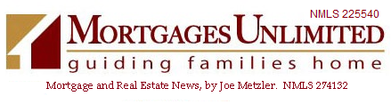 Cambria Mortgage, Joe Metzler Blog