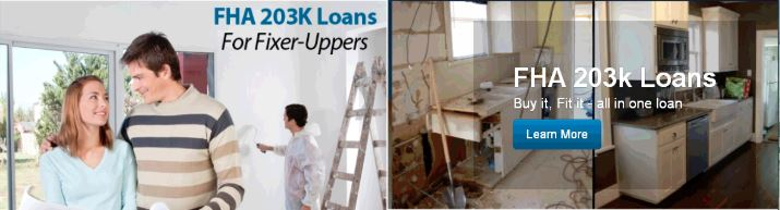 203k loan in mn wi sd