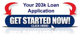 203k loan application mn wi sd