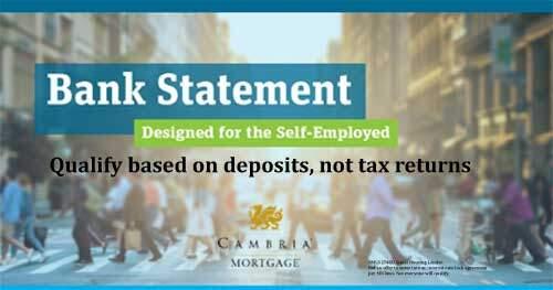 Bank statement loans