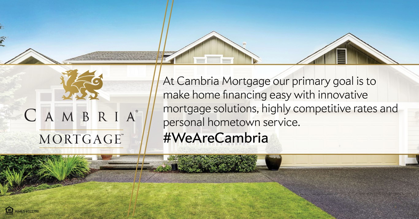 Cambria Mortgage, and the Joe Metzler Team provide and easy and personal Minnesota mortgage loan experience