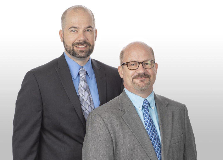 Joe and Eric Metzler