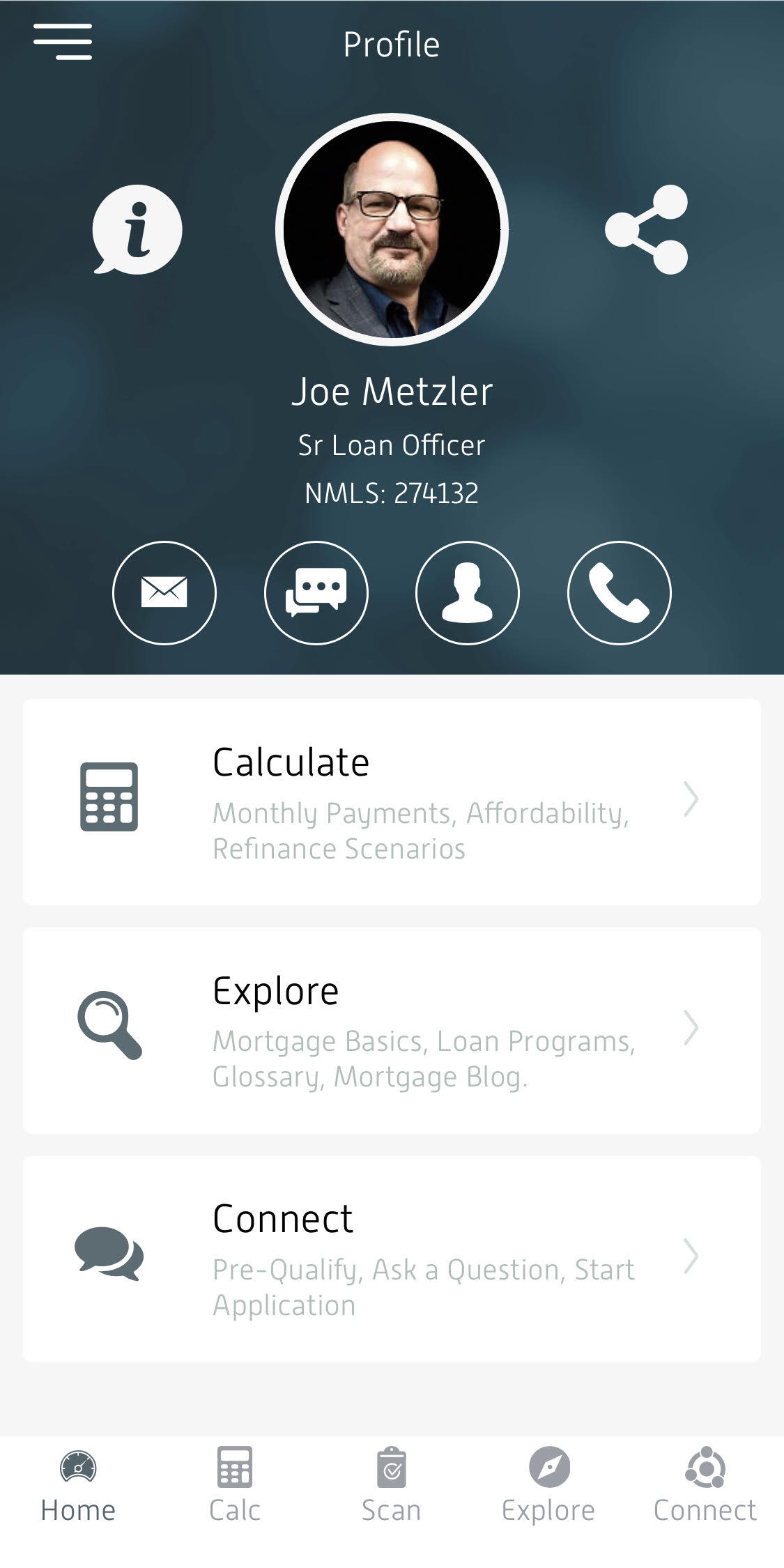 Metzler Mortgage Group mobile app