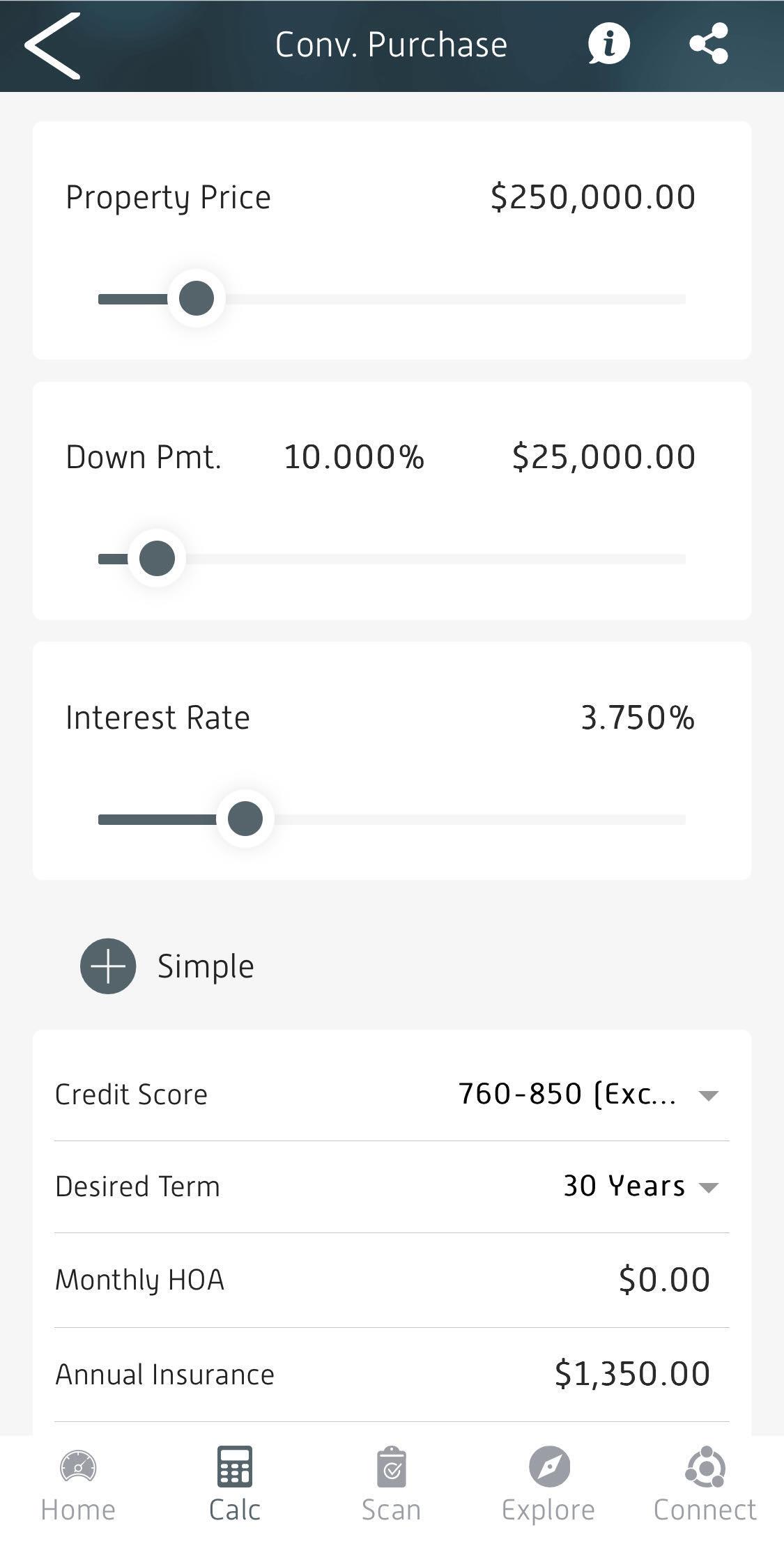 Joe Metzler Mortgage Group Mobile App