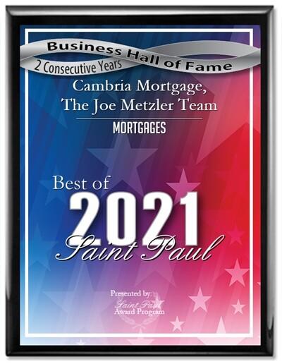 Best Mortgage Lender St paul Minnesota