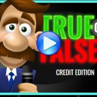 Test your credit knowledge