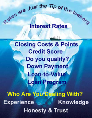 Interest rates are just the tip of the iceberg