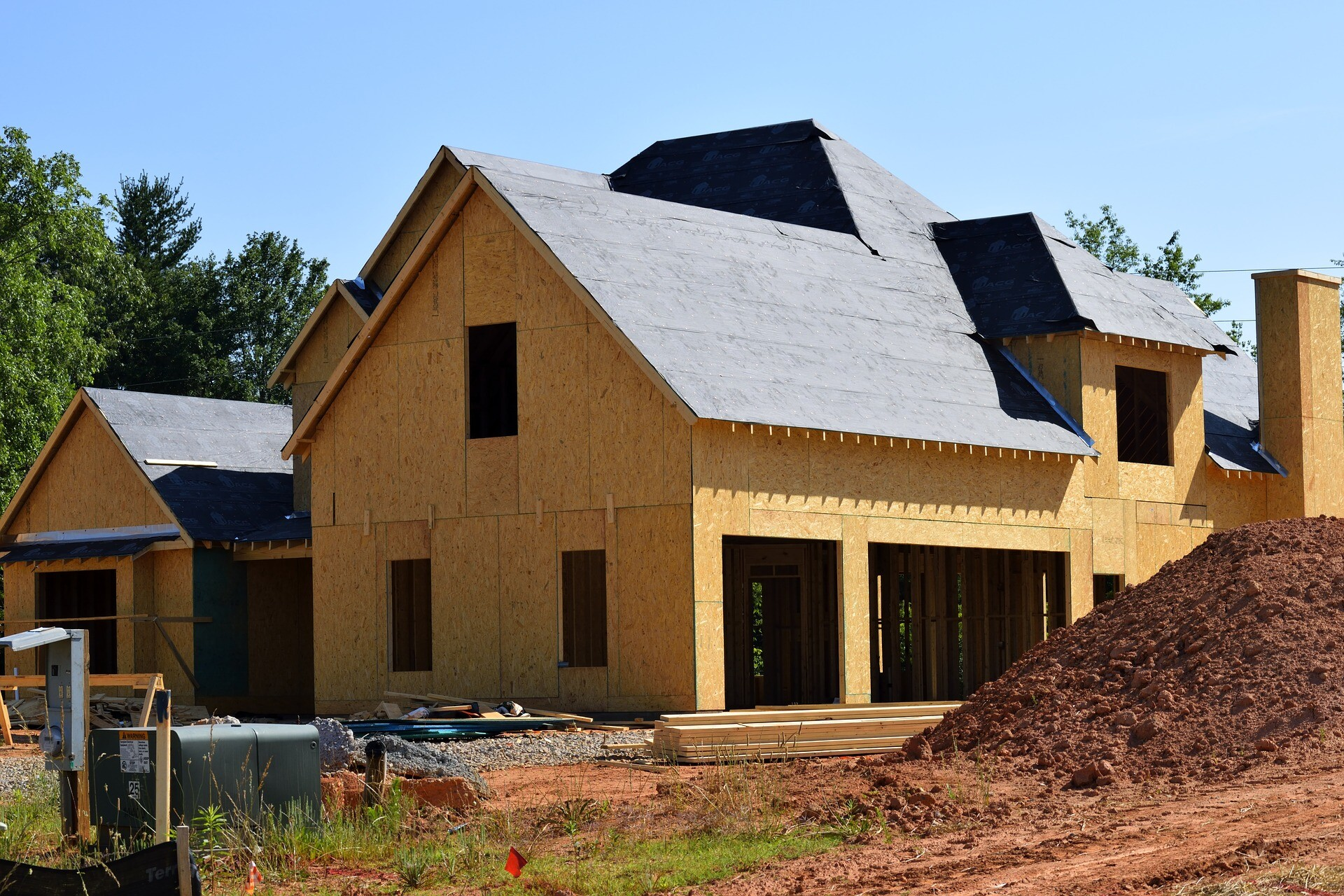 New construction loans MN WI SD