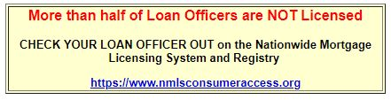 NMLS Consumer Access Link