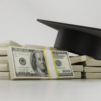 Deferred student loans and mortgage debt-to-income ratio's