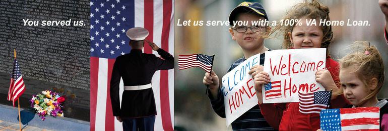 U.S. Military - VA Loan